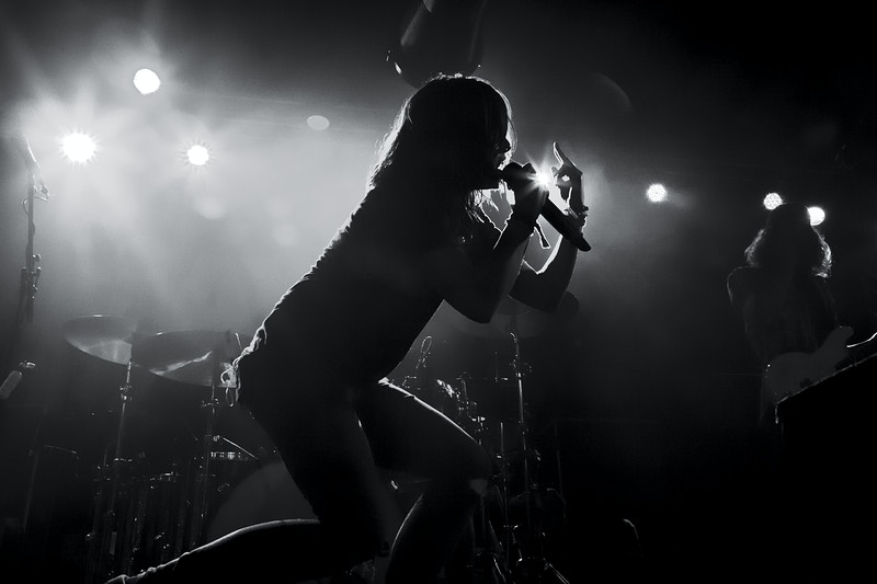 Tonight Alive - Dani Sacco Photography