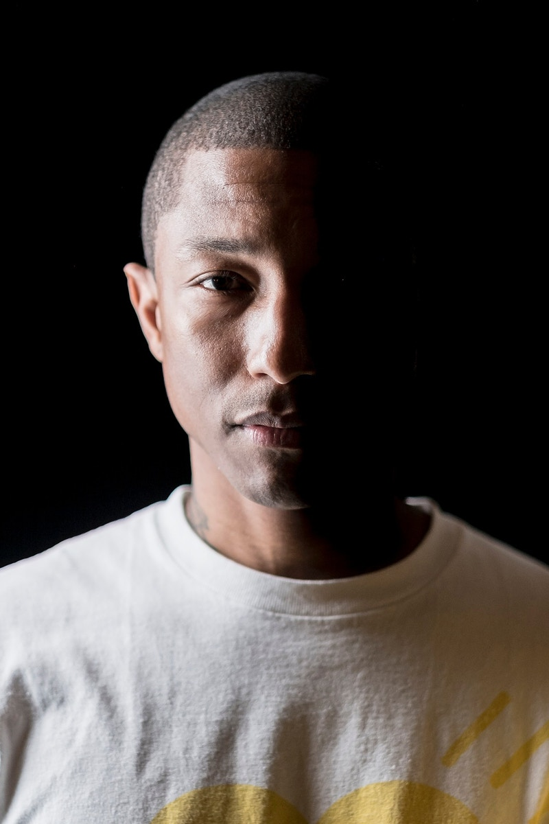 Pharrell Williams - Dan Taylor