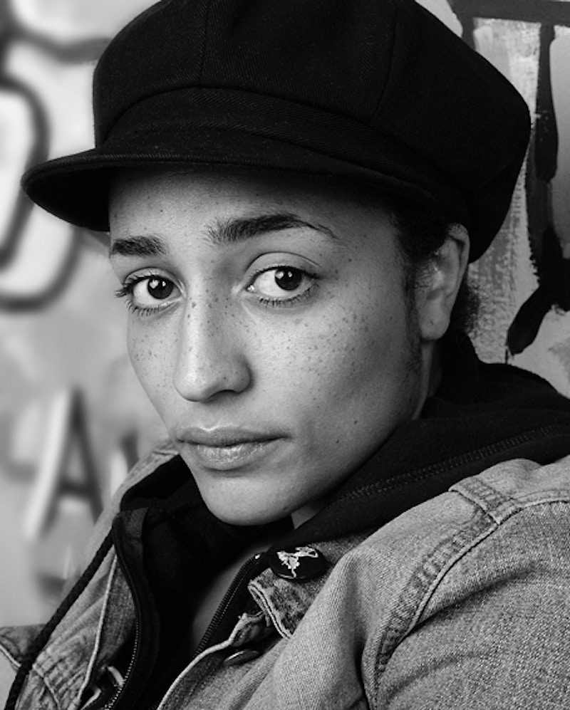 Zadie Smith - Darren Filkins Photographer