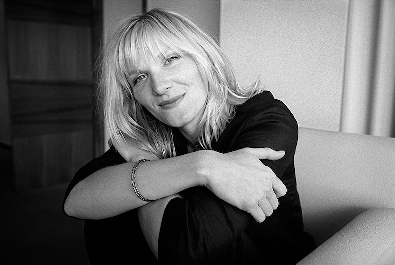 Jo Whiley - Darren Filkins - London Corporate Photography - Editorial Portraits - Executive Portraits - Annual Reports