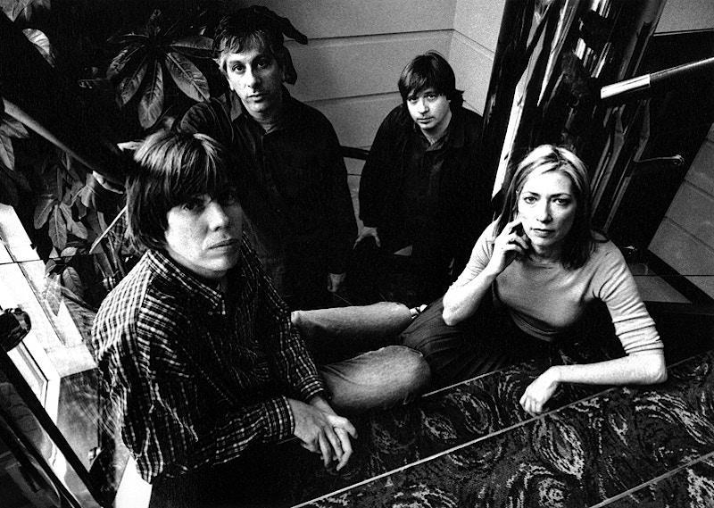 Sonic Youth - Darren Filkins Photographer