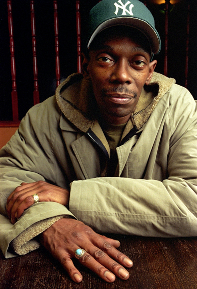 Maxi Jazz - Darren Filkins Photographer