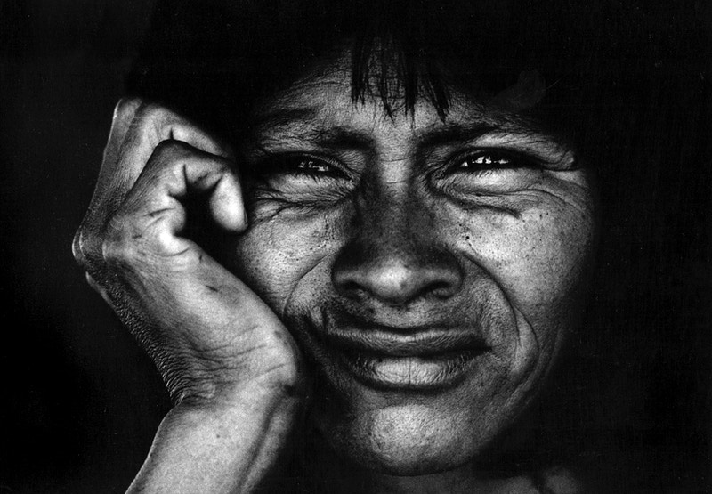 Carajas Woman - Filkins Studio