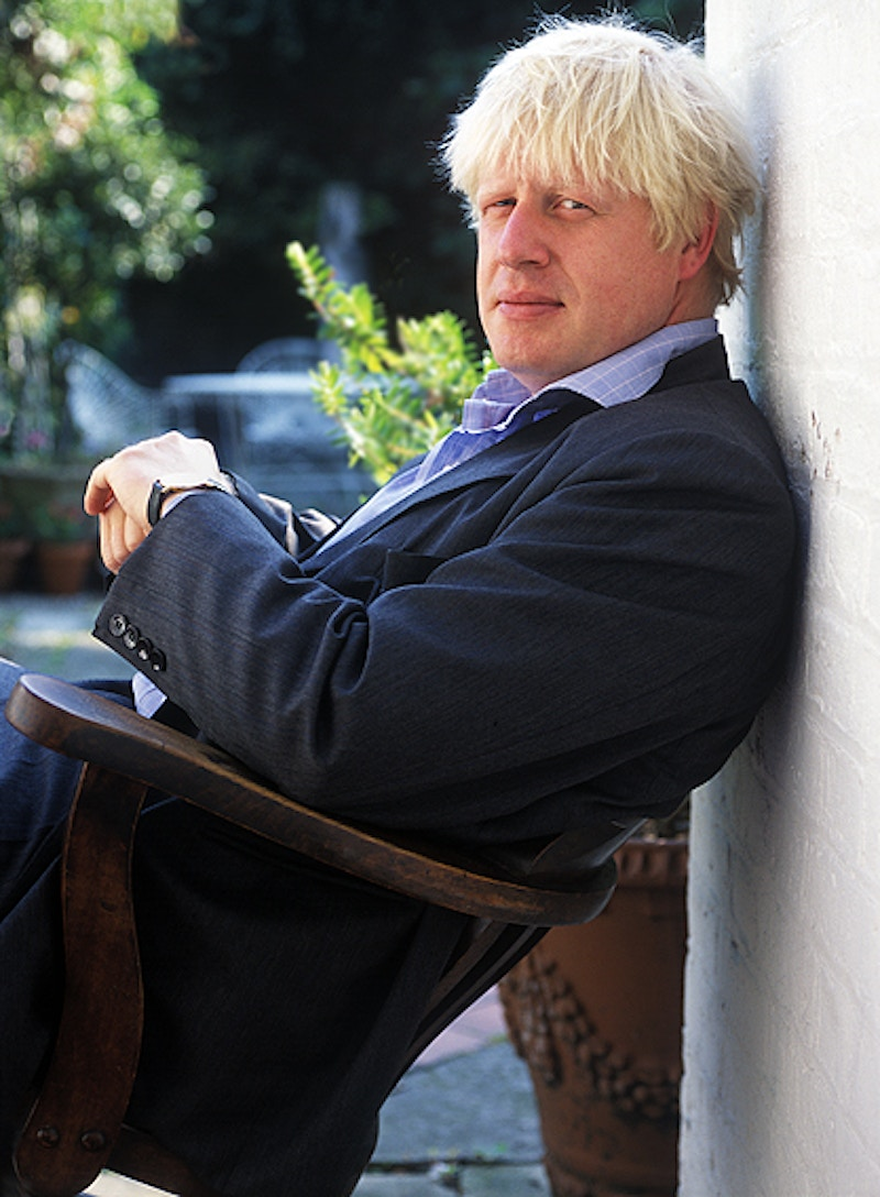 Boris Johnson - Darren Filkins Photographer