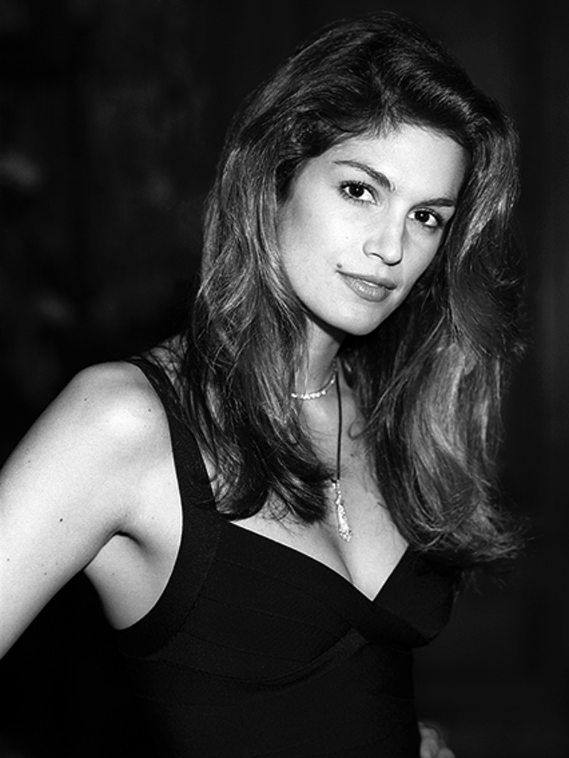 Cindy Crawford - Darren Filkins - London Corporate Photography - Editorial Portraits - Executive Portraits - Annual Reports