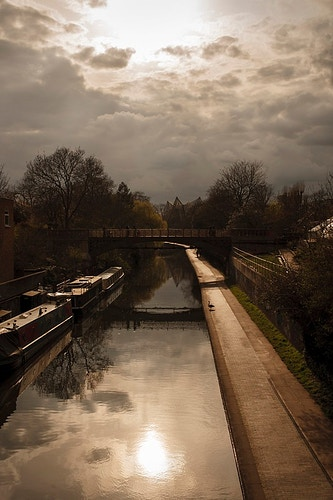 Regents Canal - Darren Filkins Photographer
