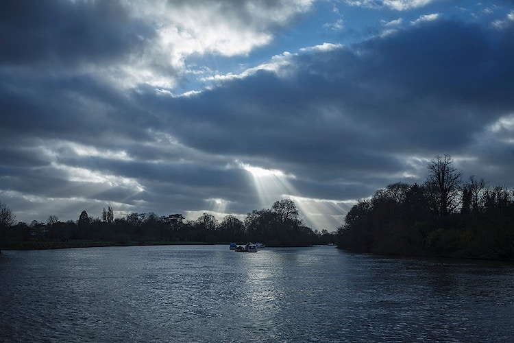 Richmond - The Thames - Darren Filkins Photographer