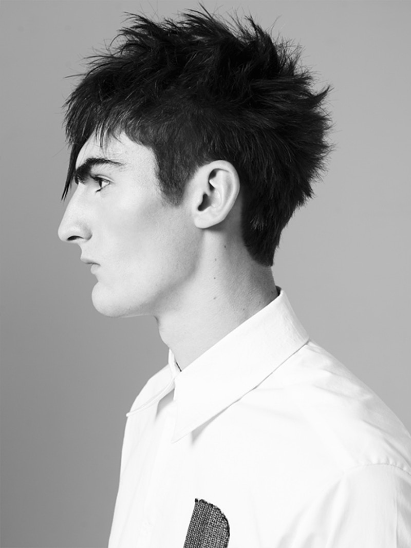Men 2 - DAVIDE BARBIERI - Hair Stylist