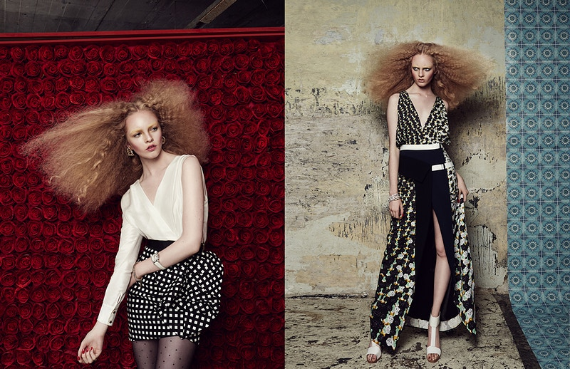 Fashion - DAVIDE BARBIERI - Hair Stylist
