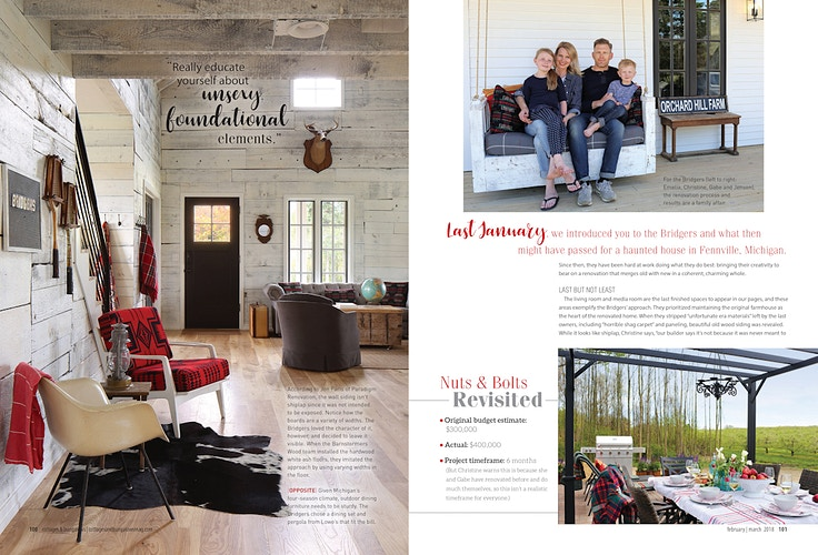 Published Work - David Sparks Commercial Photography - Interiors and Architectural Photographer in Grand Rapids, Michigan