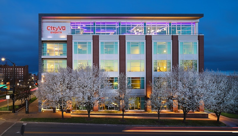 Exteriors - David Sparks Commercial Photography - Interiors and Architectural Photographer in Grand Rapids, Michigan