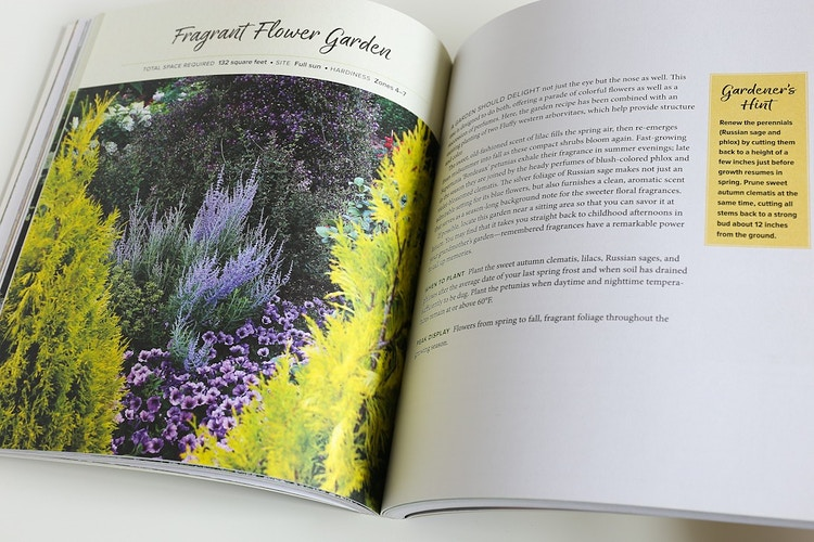 The Proven Winners Garden Book - David Sparks Commercial Photography - Interiors and Architectural Photographer in Grand Rapids, Michigan