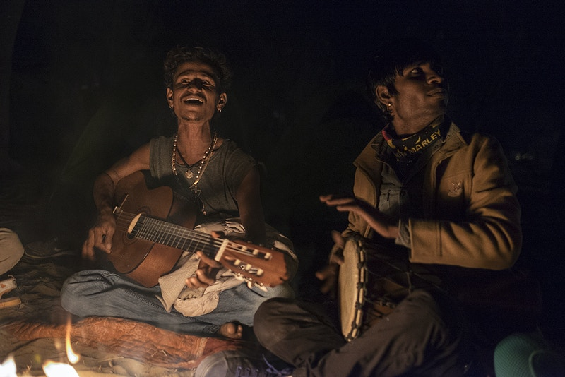 Kalbelia And Bhopa Tribes Between Tradition And Contemporary Life - David Julià