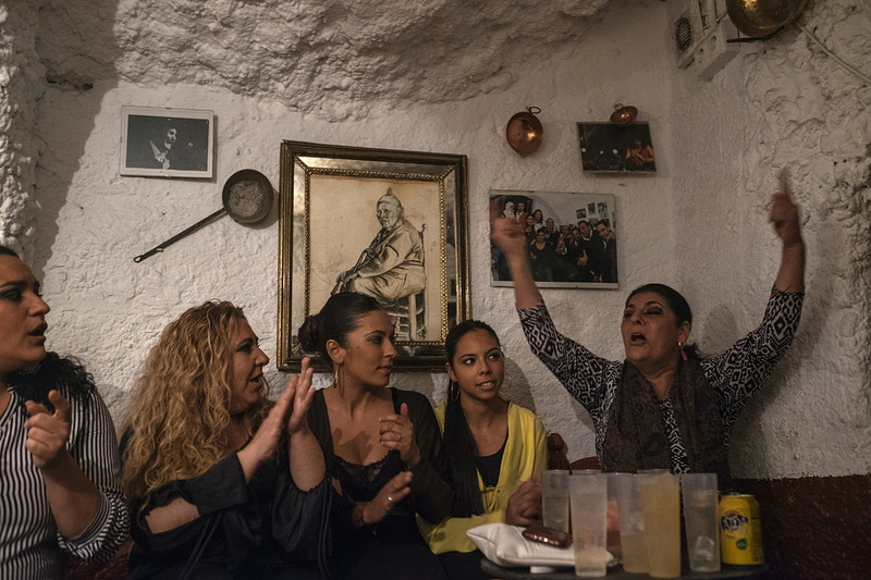 Living The Gipsy Easter With Solea And Pepe Habichuela - David Julià