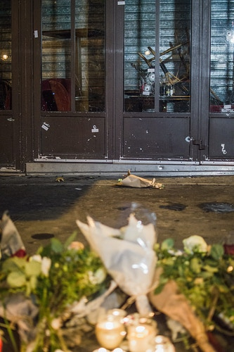 Paris Attacks November 2015 - David Julià