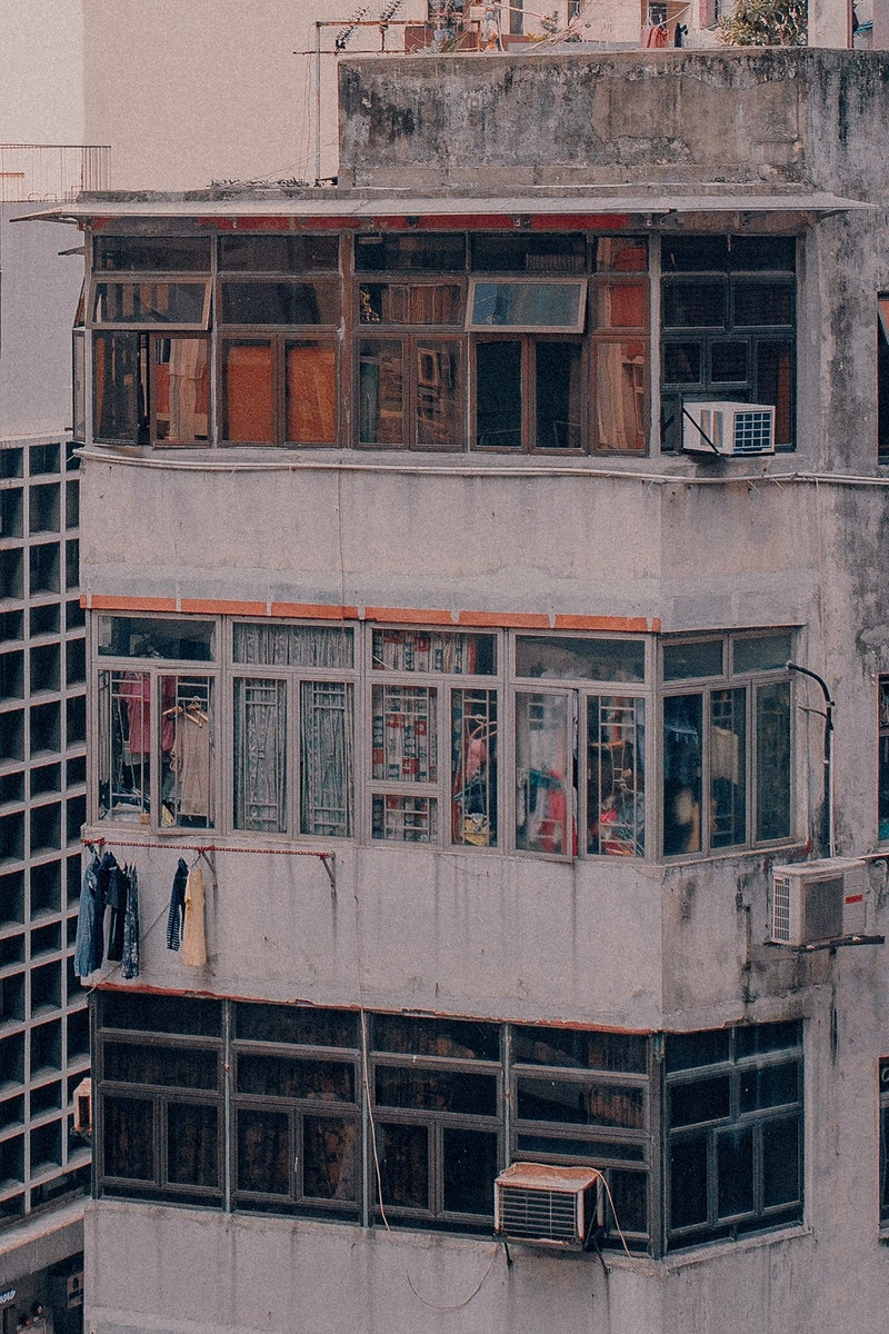 Hong Kong High Rise - David Schermann Photography