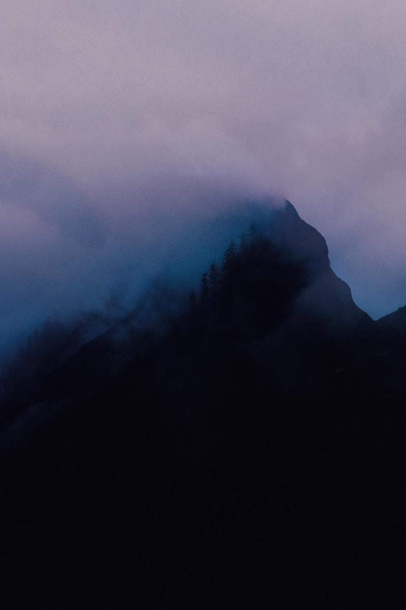 Median Mountains - David Schermann Photography