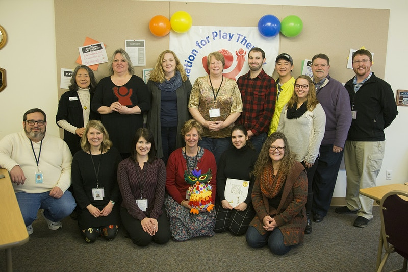 Play Therapy Week Workshop - Dawn J. Williamson, LCSW