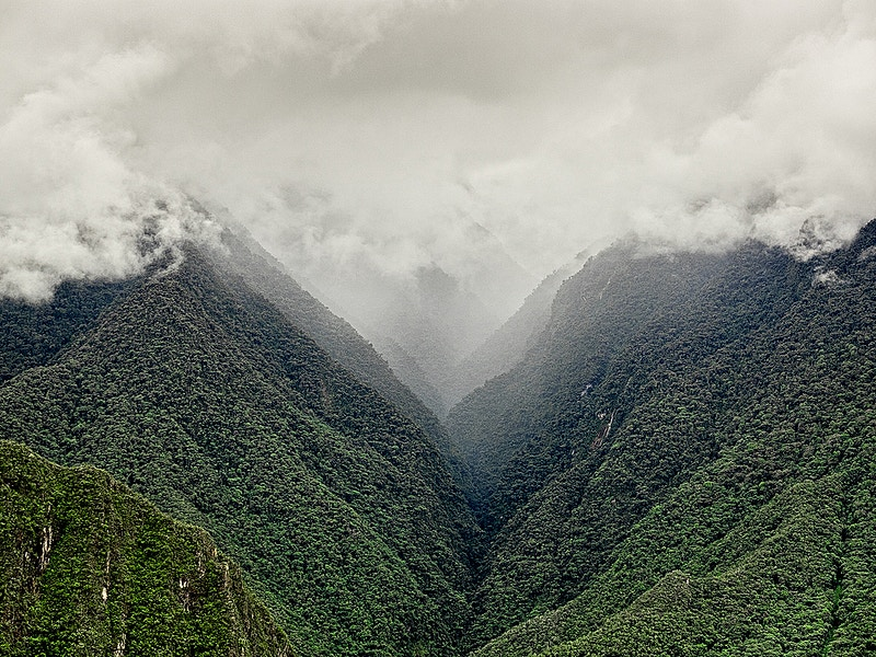 Andes Mountains Peru 2 - Dennis O'Reilly