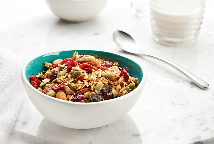 Granola - Deborah Fletcher | Chicago Food • Product • Still-Life Photographer
