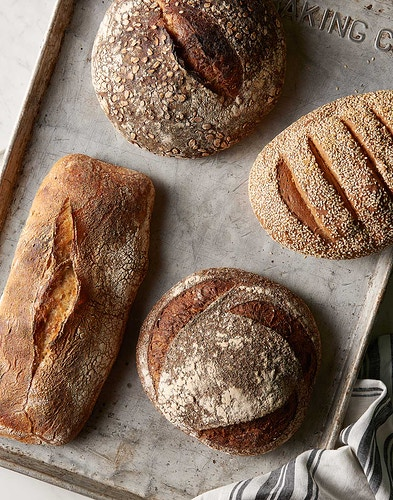 Publican Bakery Breads - Chicago Food, Beverage and Product Photography | Deborah Fletcher