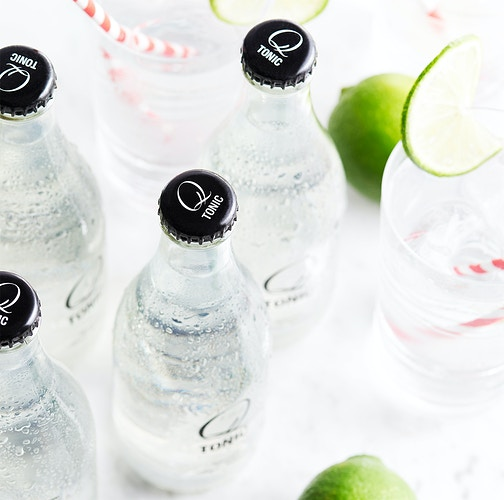 Q Tonic - Chicago Food, Beverage and Product Photography | Deborah Fletcher