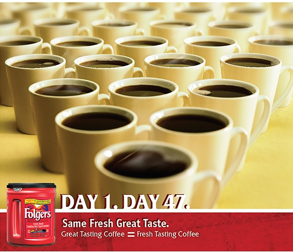 Folgers - Chicago Food, Beverage and Product Photography | Deborah Fletcher