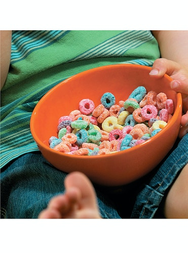 Cale with Fruit Loops - Deborah Fletcher | Chicago Food • Product • Still-Life Photographer