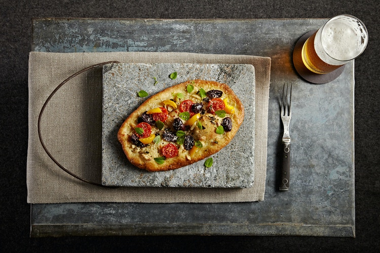 Personal Pizza - Deborah Fletcher | Chicago Food • Product • Still-Life Photographer