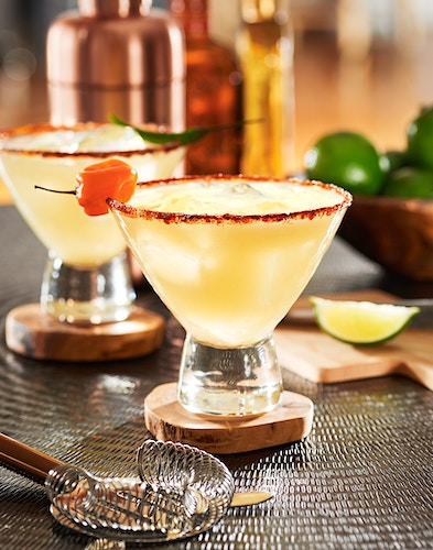 Spicy Margarita - Deborah Fletcher | Chicago Food • Product • Still-Life Photographer