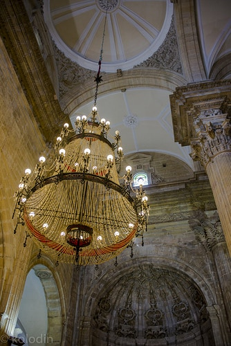 Cathedral Chandelier - dGkPhotography