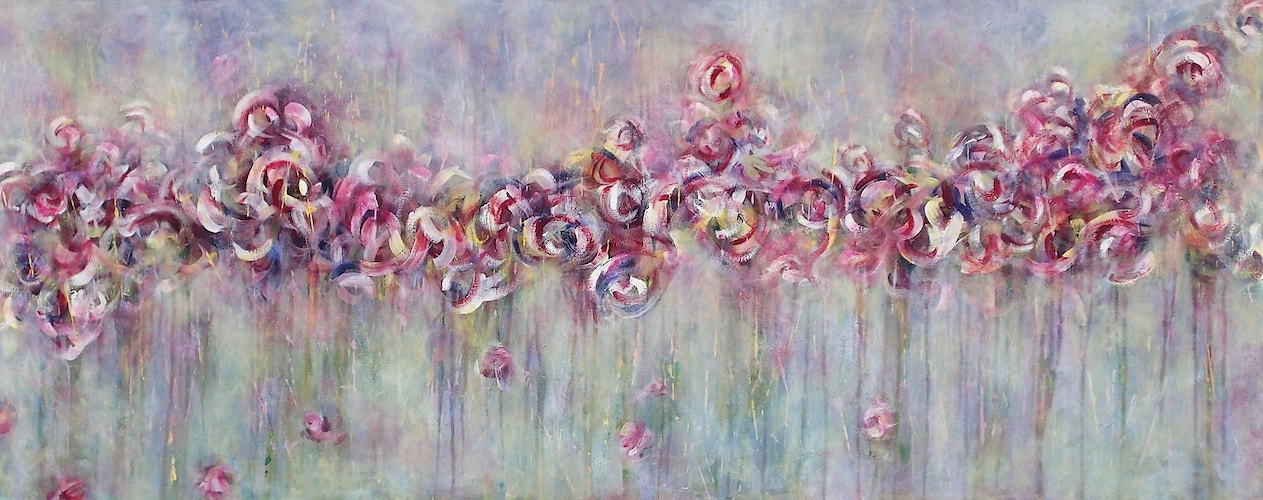 Ribbons of Spring - Di Cox Gallery