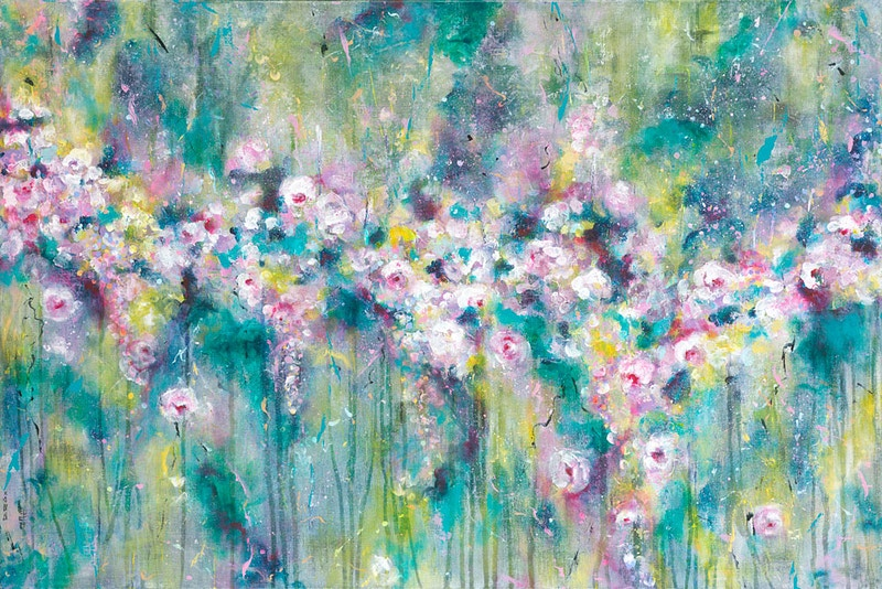Where the Wildflowers Grow - Di Cox Gallery