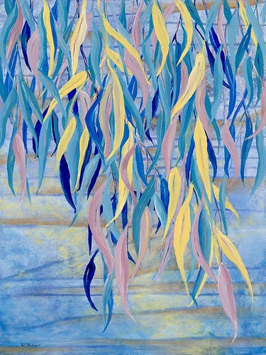 Whispers at Water's Edge - Di Cox Gallery