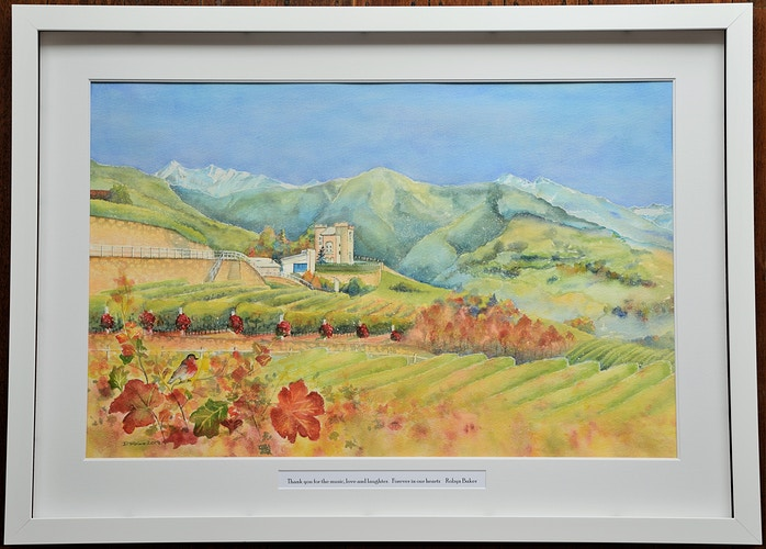 A Wine with Robyn, Valle d'Aosta - Di Cox Gallery