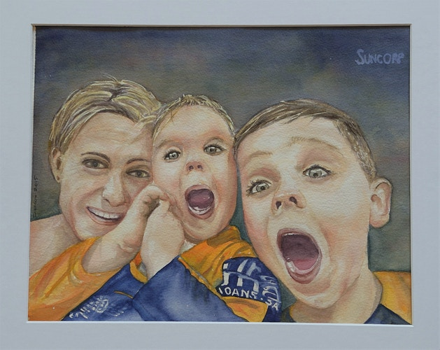 Go the Broncos - Di Cox Gallery