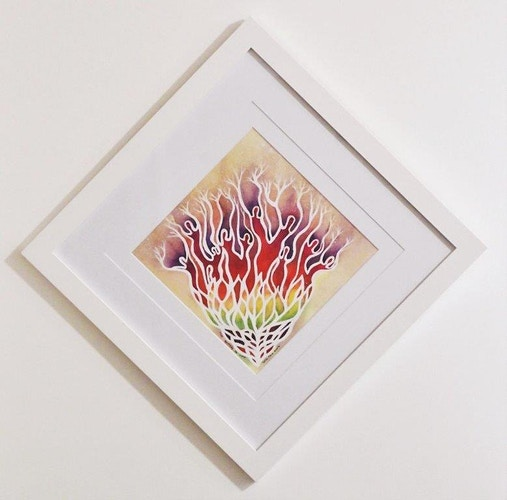 Framed Watercolour Gallery - Di Cox Gallery