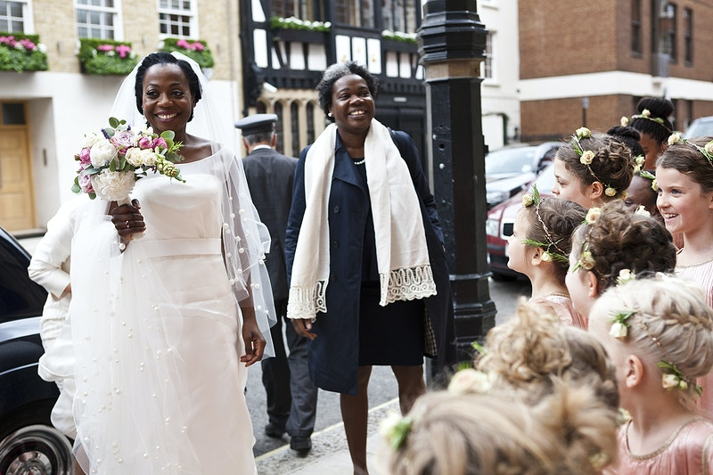 Weddings - The Mottleys Wedding Photography London