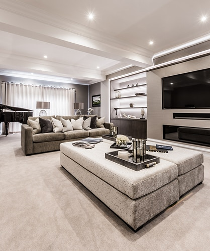 Interiors - Daniel McAvoy - Photographer