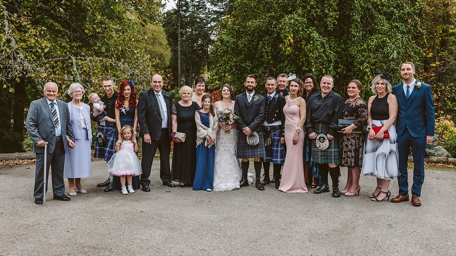 Weddings - Daniel McAvoy - Photographer