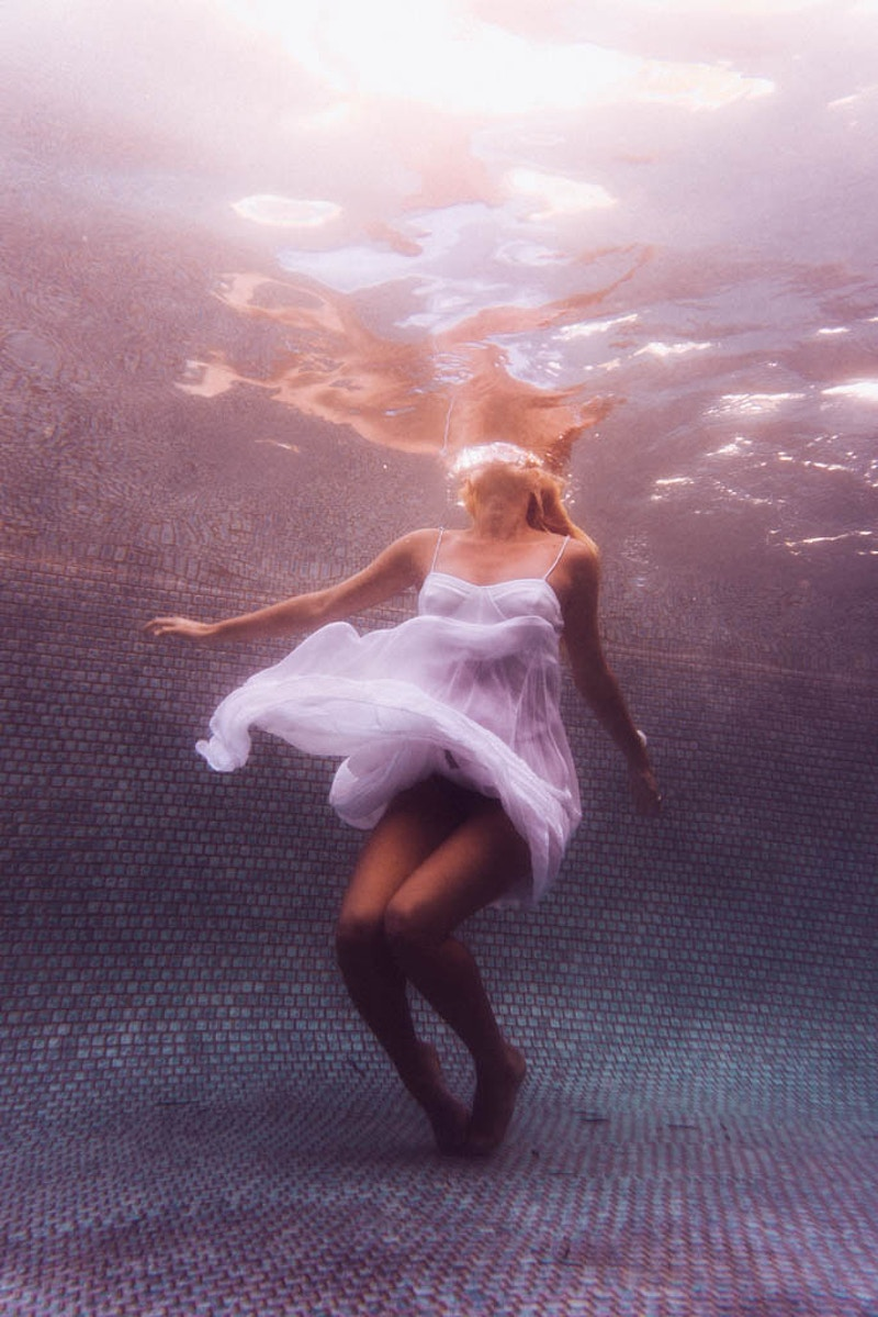 Aquatic Portraits - Dominick Nicholas