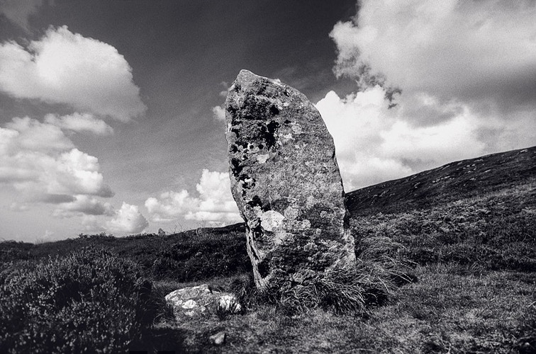 A Cairn And 24 Stones - light years don fitzpatrick