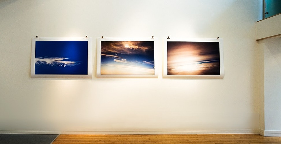 Exhibition - light years don fitzpatrick