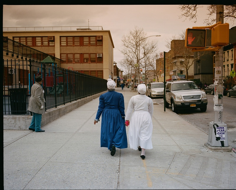 Easter Sunday | Bedstuy, Brooklyn. - Doug Segars