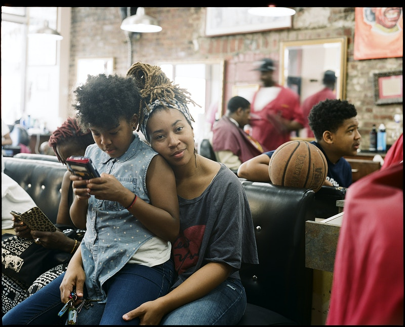 The Power And Politics Of The Black Barbershop For The Fader - Doug Segars