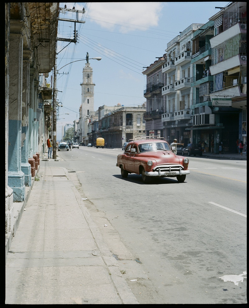 Finding My Mother In Cuba For The Fader - Doug Segars