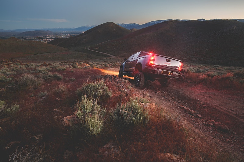 Gmc Canyon - D Scott Clark Photography | Lifestyle, People, & Adventure