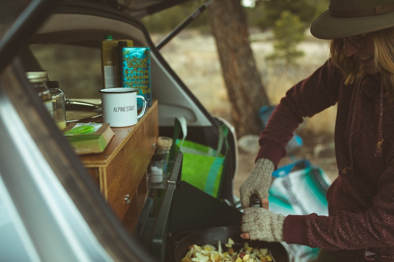 Alpine Start Coffee - D Scott Clark Photography | Lifestyle, People, & Adventure