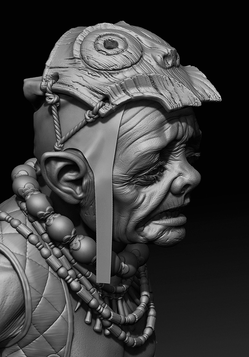Wip And Sulpts - Filip Novy