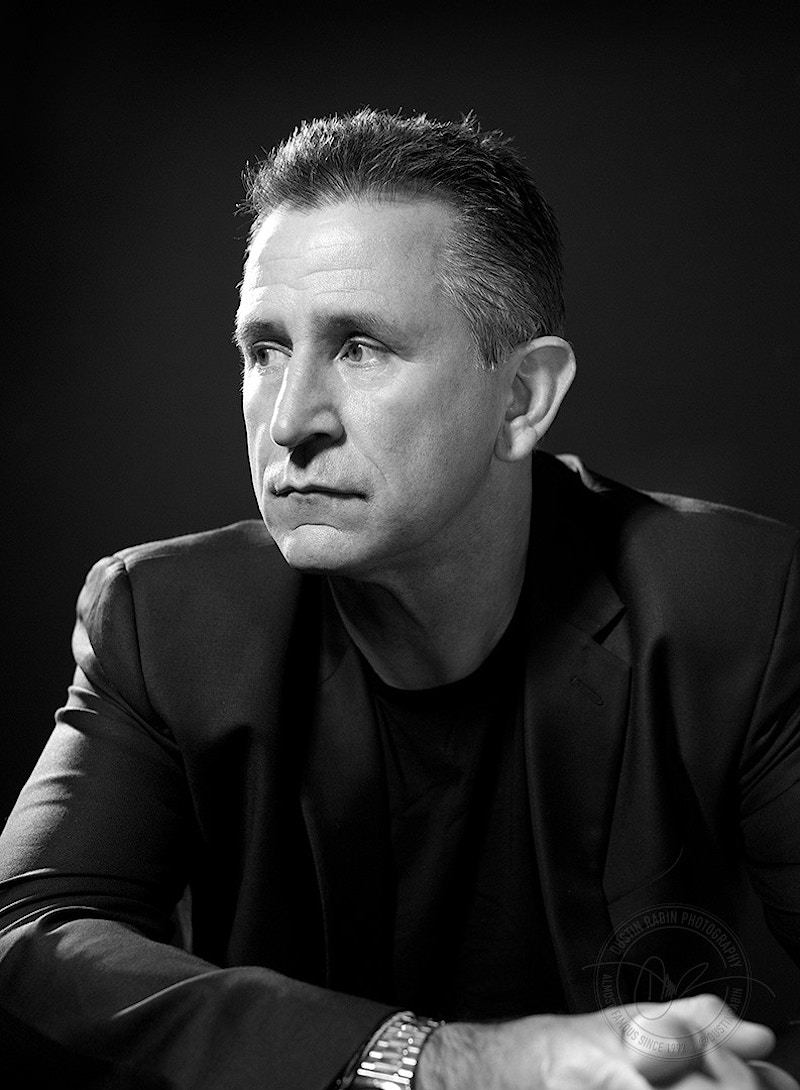 Anthony LaPaglia - 2012 - Dustin Rabin Photography